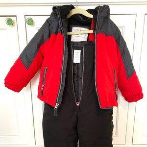 Carter's Snowsuit--Ski Jacket & Ski Bibs 3T